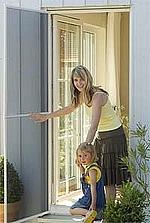 insektsnät till balkongdörr