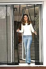 myggnät till balkongdörr